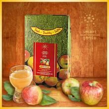 Apfeldirektsaft - 3 Liter